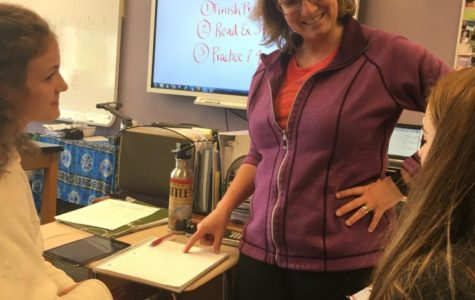Cronin Wins BP Teacher of the Year