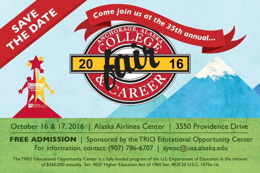 2016 Annual Anchorage College Fair