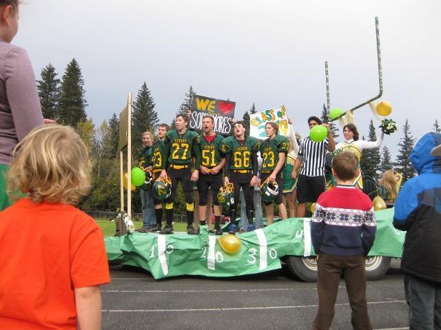 Homecoming 2016: Fun Festivities
