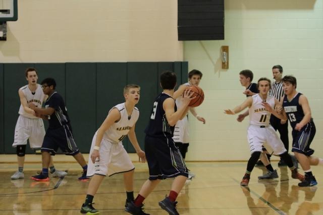 Seahawk Basketball Hosts Houston and Redington