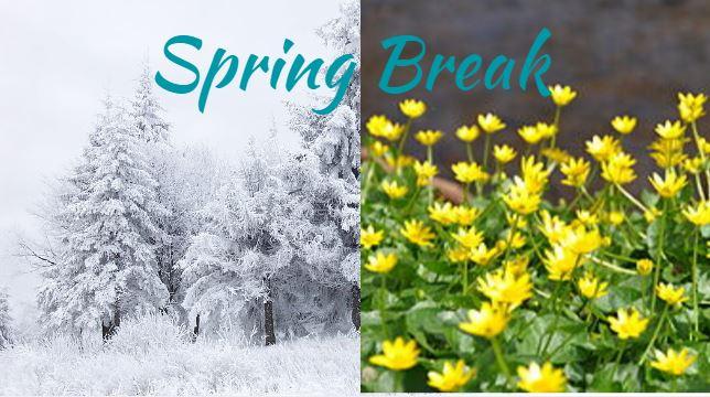 Ideas for Spring Break