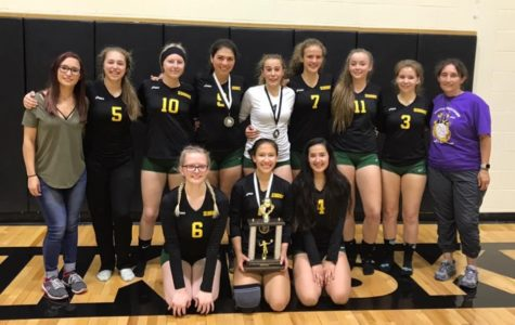 Volleyball: Setting Into the Season