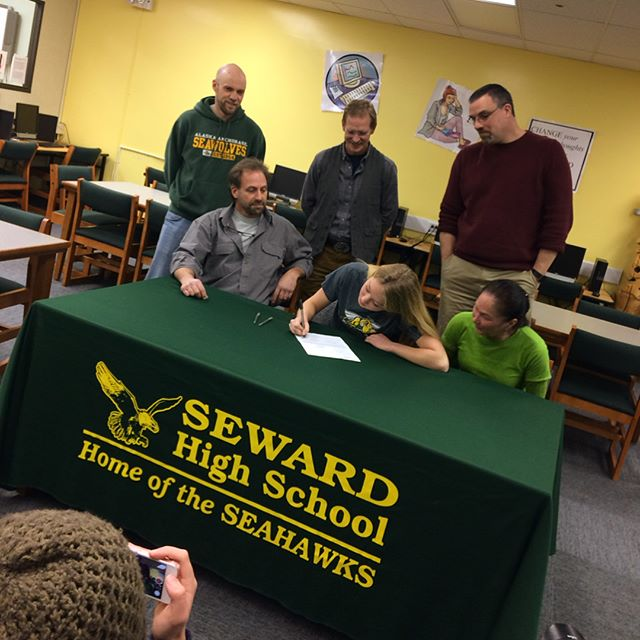 Lindquist Signs With Black Hills State