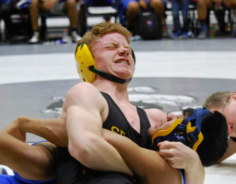Wrestling: Taking Down the Competition