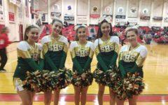 Jumping into SHS Cheerleading