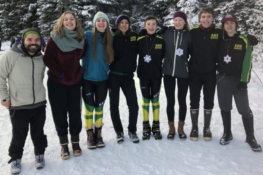 Nordic Skiing: Shredding the Gnar Pow, Dude