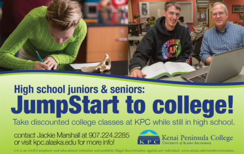 Get a Jump on College With KPC's JumpStart Program