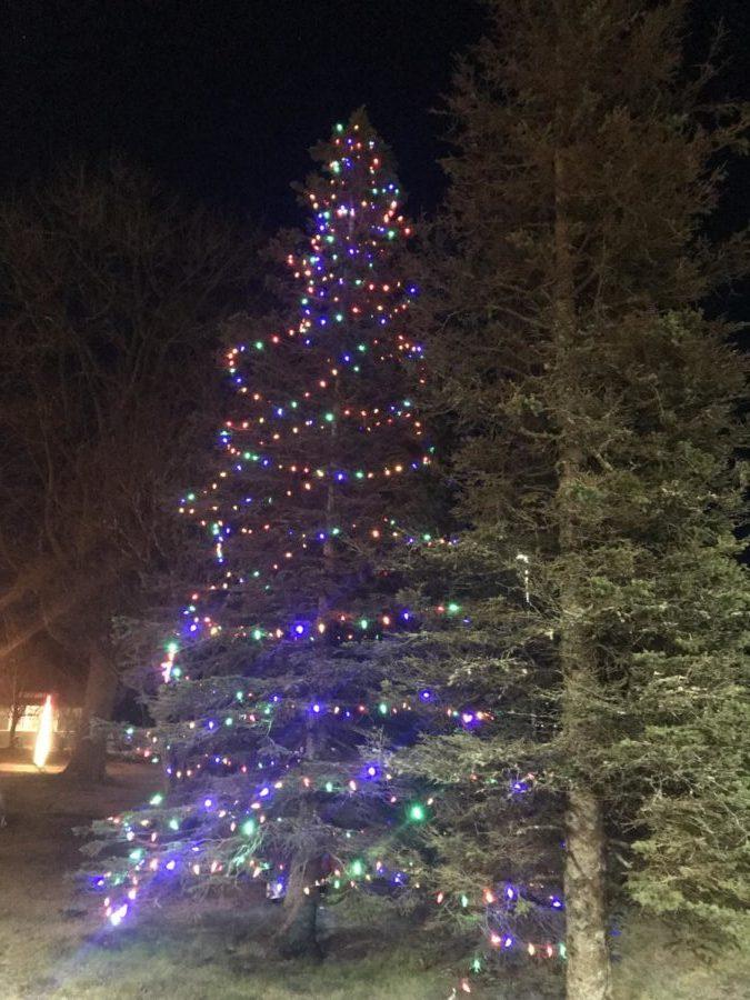 Christmas Traditions in Seward High School