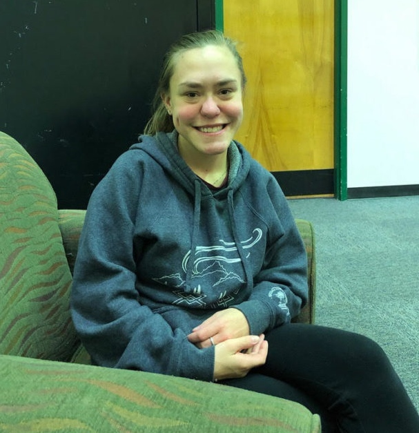 Senior Spotlight: Linnea Hribernick