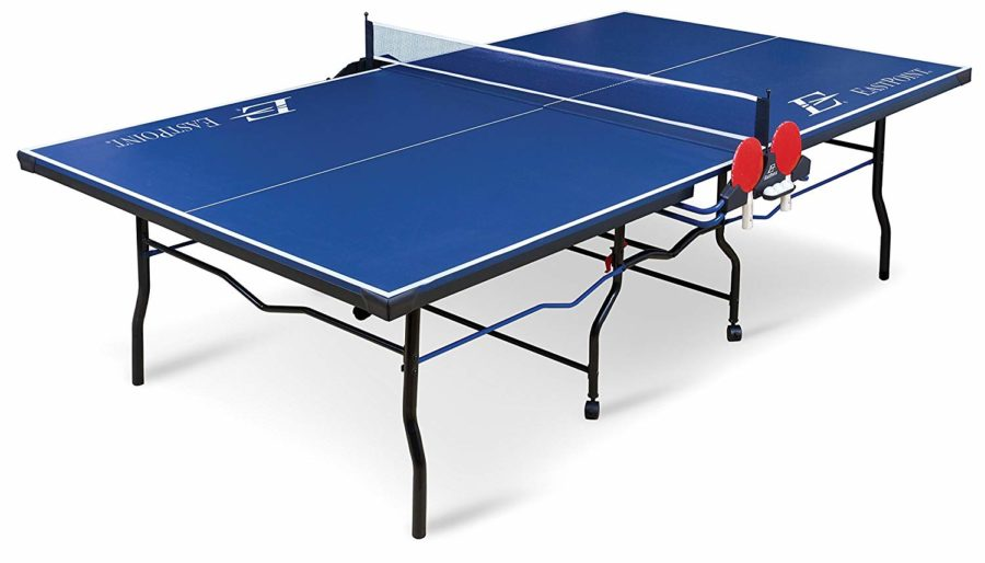P.S.A: Ping Pong Table