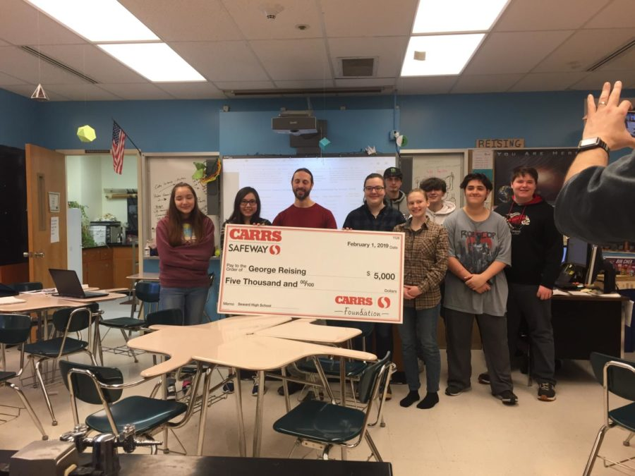 Drone Program Receives Grant Money – SHS Today