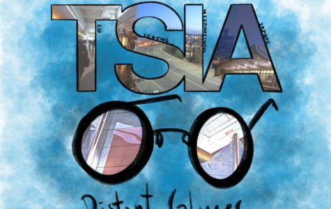 Distant Glasses: Ted Stevens International