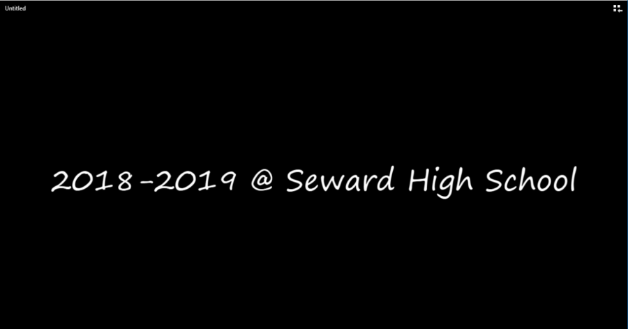 2018-2019 @ Seward High School