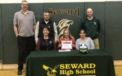 Jackson Signs with Olympic College