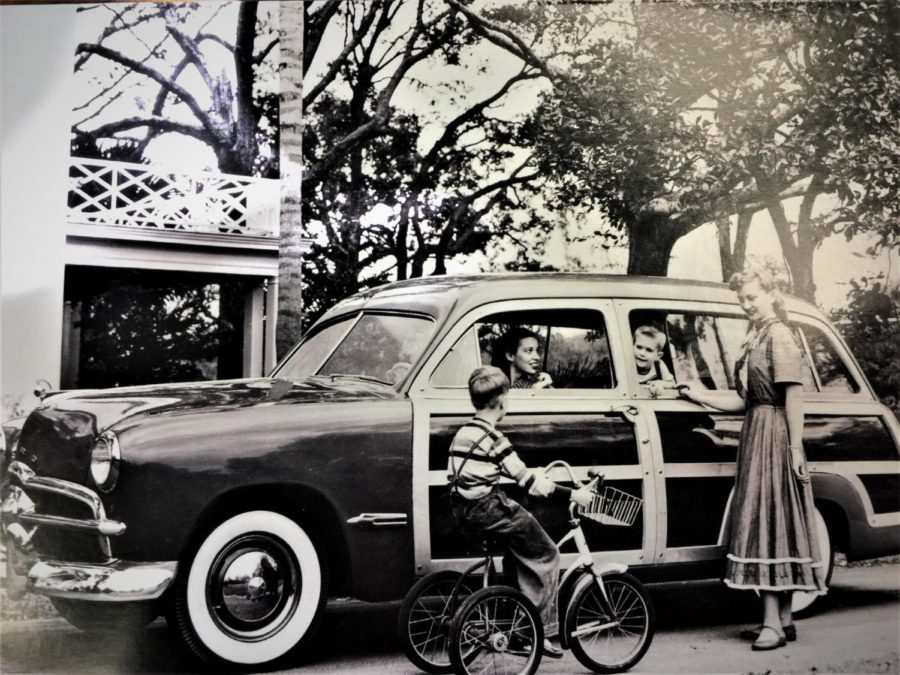 1940s -- Leaving Home