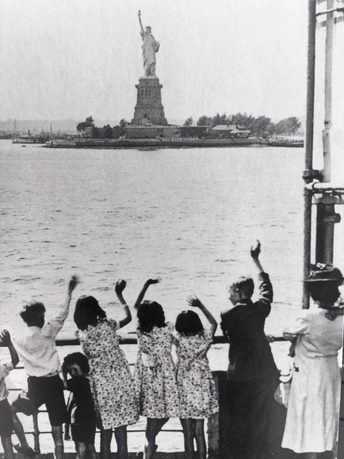 1940s-- Reaching America