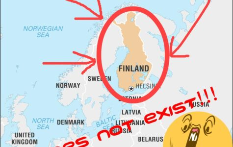 Finland does not exist