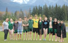 Seward Swimmers Finish Strong