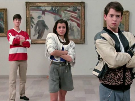 Ferris Bueller's Day Off + Podcast (VERY COOL!!)