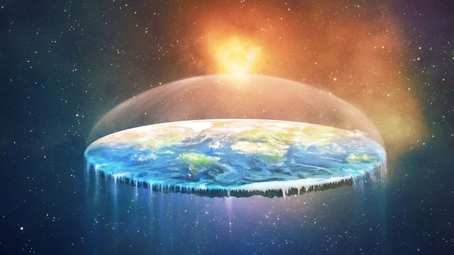Is+the+Earth+Flat%3F