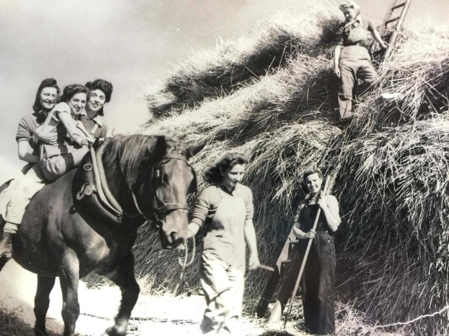 1940s--+Community