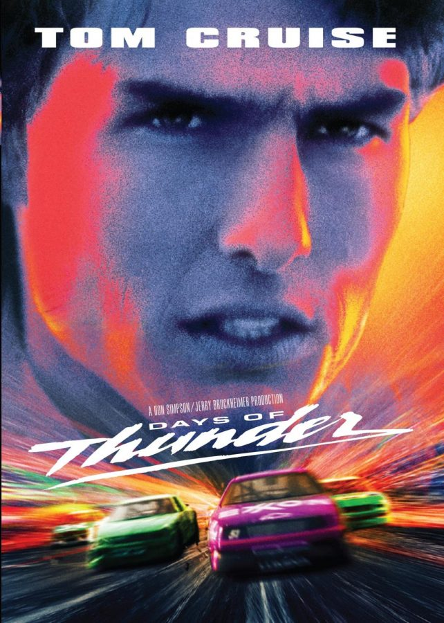 Movies made before you were born---Days of Thunder!