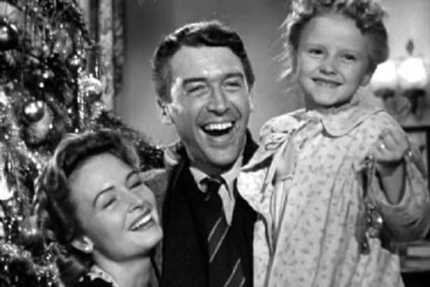 Movies made before you were born--It's A Wonderful Life