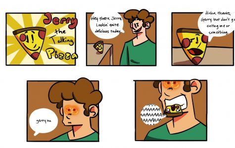 Jerry the Talking Pizza