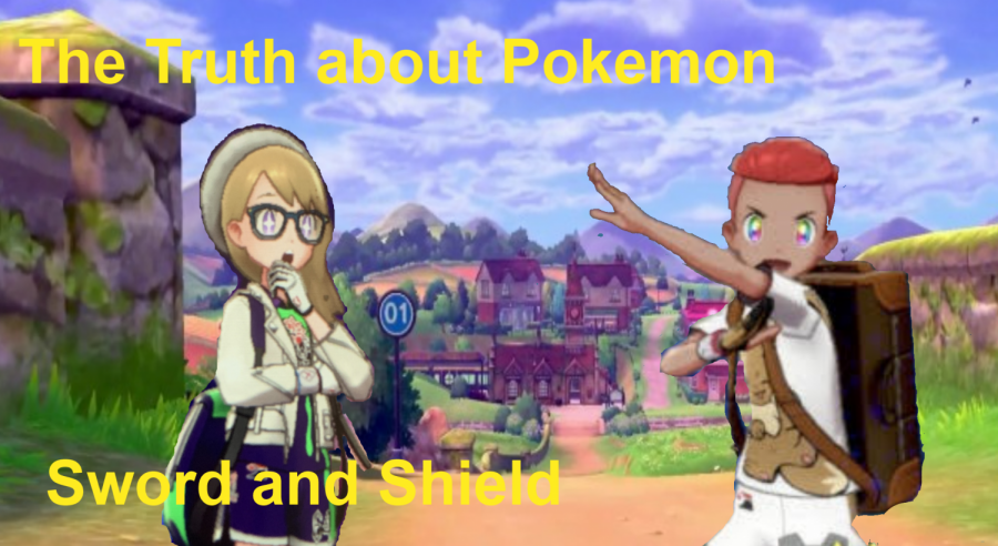 Super+Cringy+Nerds%21+The+truth+about+Pokemon+Sword+and+Shield