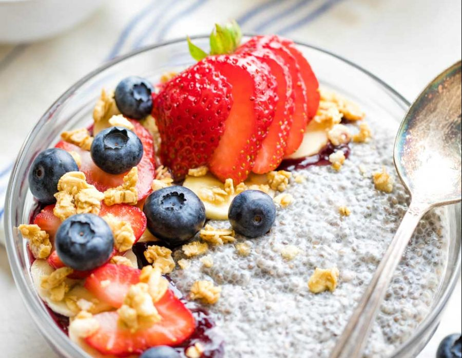 Chia Pudding Bowl!