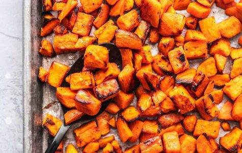 Roasted Sweet Potato Recipe!