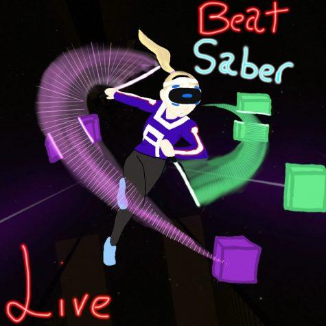 Cringy Nerd VS Beat Saber Live