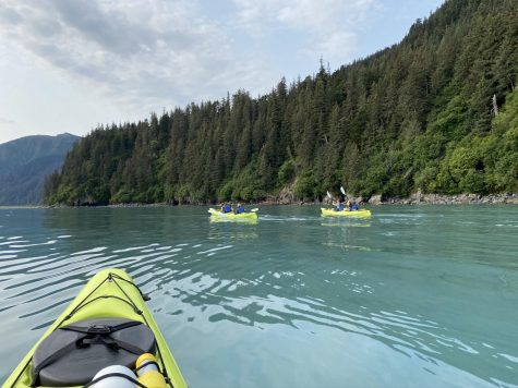 Kayaking with Youth 360