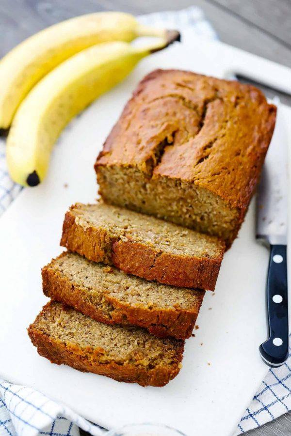 Scrumptious+Banana+Bread