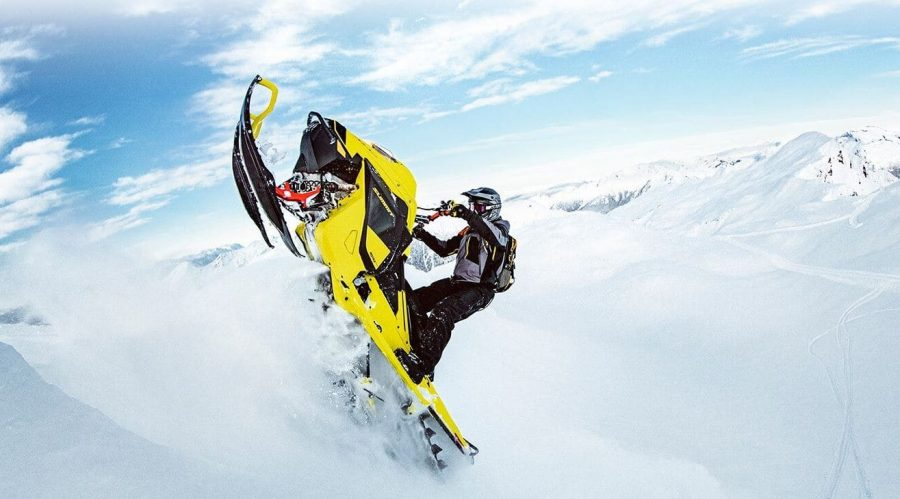 Turbo Snowmobiles?